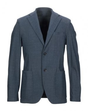 Пиджак TRAIANO. Цвет: грифельно-синий
