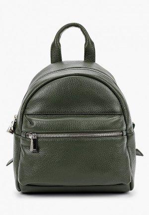 Рюкзак Afina. Цвет: зеленый