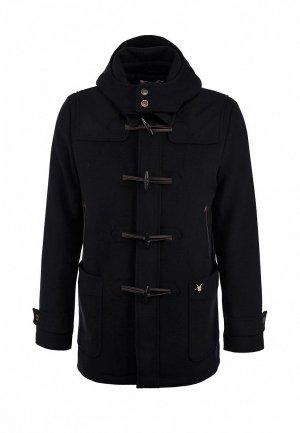 Пальто Chevignon CH004EMKF901. Цвет: черный