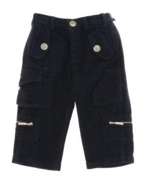 Повседневные брюки DISNEY. Цвет: темно-синий