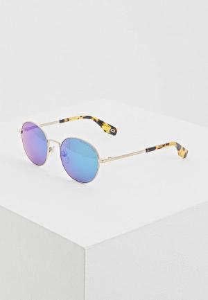 Очки солнцезащитные Marc Jacobs 272/S 1ED. Цвет: золотой