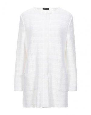 Легкое пальто ANNECLAIRE. Цвет: белый