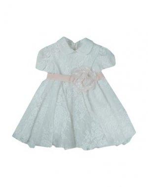 Платье ALETTA. Цвет: слоновая кость