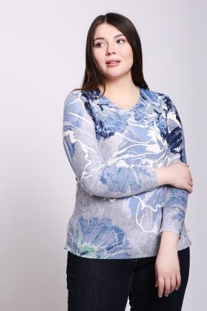 Пуловер Olsen. Цвет: голубой