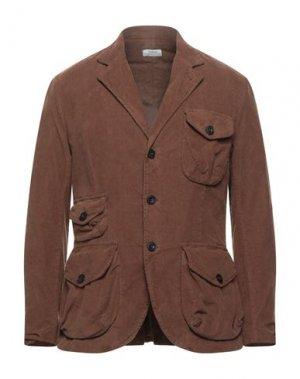 Пиджак AUTHENTIC ORIGINAL VINTAGE STYLE. Цвет: коричневый