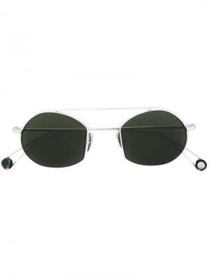 Солнцезащитные очки Place des Victoires Ahlem. Цвет: золотистый