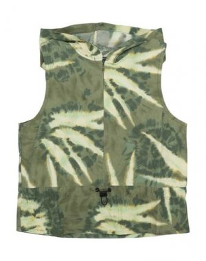 Куртка JEAN BOURGET. Цвет: зеленый-милитари