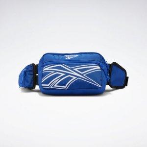 Поясная сумка Classics Repeat Vector Reebok. Цвет: humble blue