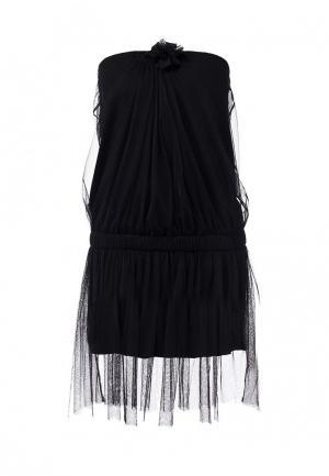 Платье Killah. Цвет: черный