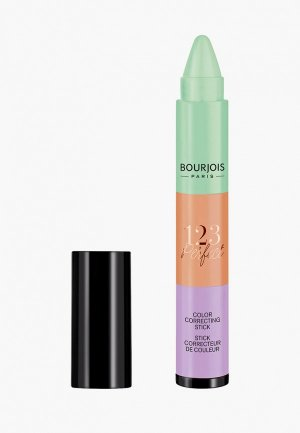 Корректор Bourjois Perfect Color Correcting Stick Ж Товар Тон 1,2,3,4. Цвет: разноцветный