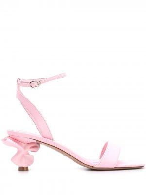 Босоножки Candy Le Silla. Цвет: розовый