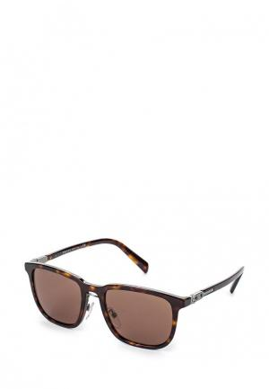 Очки солнцезащитные Prada PR 02TS 2AU1X1. Цвет: коричневый
