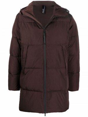 Куртка с длинными рукавами Hevo. Цвет: коричневый