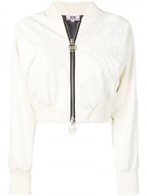 Укороченная куртка-бомбер Gcds
