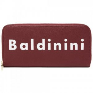 Портмоне Baldinini. Цвет: красный