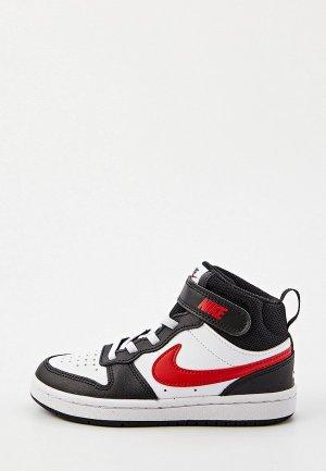 Кеды Nike COURT BOROUGH MID 2 BPV. Цвет: разноцветный