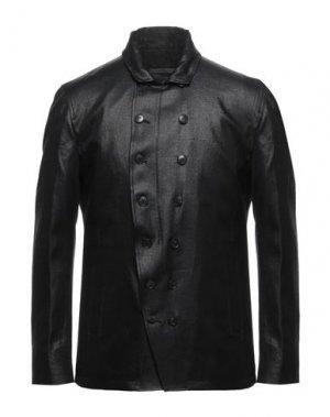 Пиджак JOHN VARVATOS. Цвет: черный