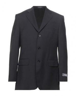 Пиджак ANGELO NARDELLI. Цвет: черный