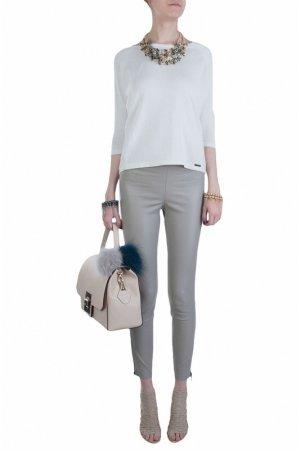 Пуловер MAX & MOI. Цвет: белый