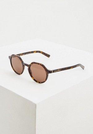 Очки солнцезащитные Dolce&Gabbana DG4353 502/73. Цвет: коричневый