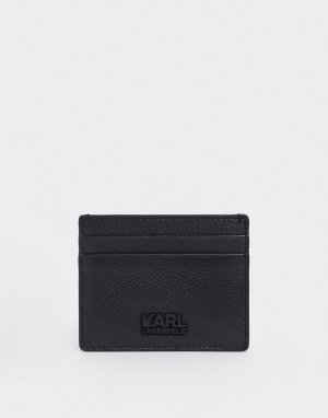 Кошелек для карт -Черный цвет Karl Lagerfeld