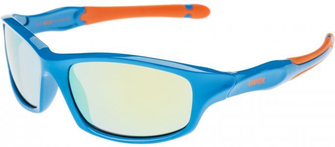 Солнцезащитные очки детские Sportstyle 507 Uvex. Цвет: синий