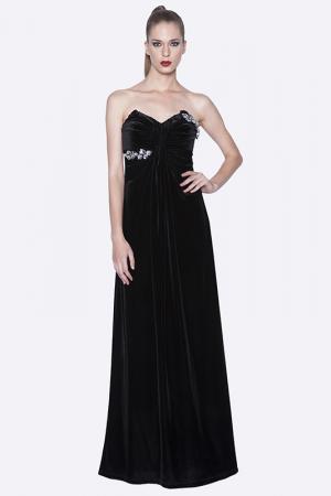 Платье Elfe. Цвет: черный