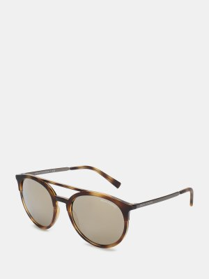 Солнцезащитные очки Armani Exchange. Цвет: korichnevyy