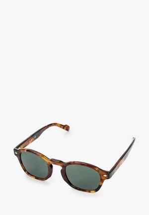 Очки солнцезащитные Vogue® Eyewear VO5329S 281971. Цвет: коричневый