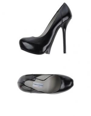 Туфли CAMILLA SKOVGAARD. Цвет: черный