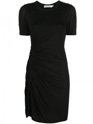 Платье-футболка со сборками A.L.C.