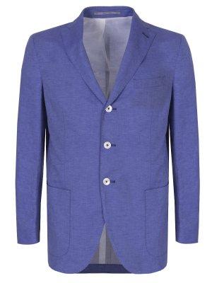 Пиджак льняной CANTARELLI