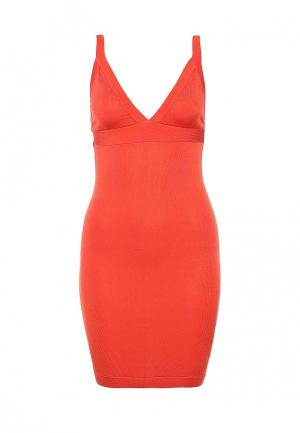 Платье Camelot. Цвет: оранжевый