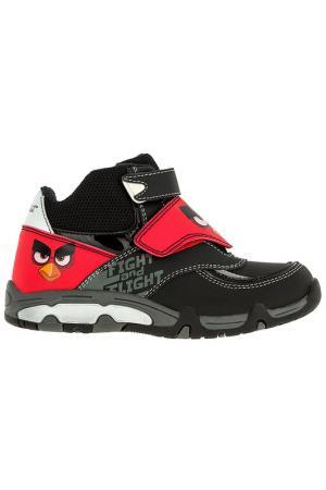 Ботинки Angry Birds. Цвет: черный