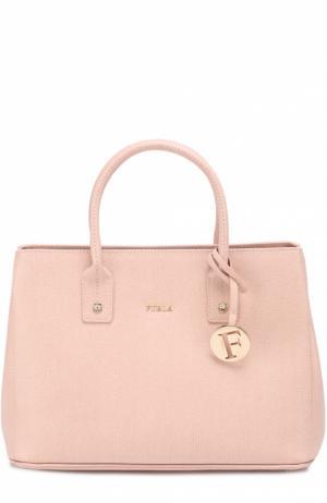 Сумка Linda Furla. Цвет: светло-розовый
