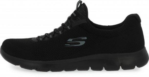 Кроссовки женские Summitscool Classic, размер 36 Skechers. Цвет: черный