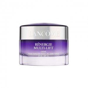 Крем с эффектом лифтинга для всех типов кожи Renergie Multi-Lift Lancome. Цвет: бесцветный