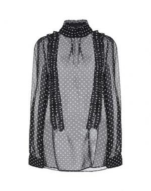 Блузка N°21. Цвет: черный