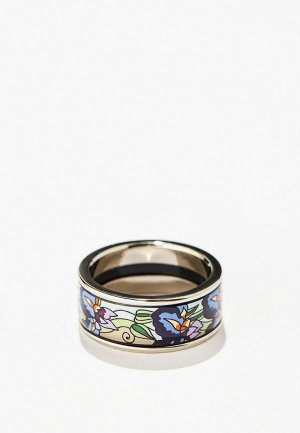 Кольцо Freywille Hommage a Claude Monet. Цвет: разноцветный