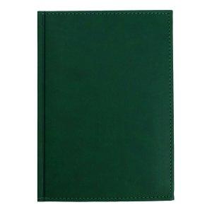 Ежедневник датированный а5 на 2022 год, 168 листов, обложка искусственная кожа vivella, зелёный Calligrata