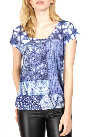 T-shirt Apanage. Цвет: синий