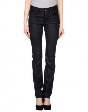 Джинсовые брюки FRANSA. Цвет: черный