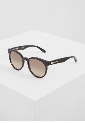 Очки солнцезащитные Love Moschino MOL003/S 086. Цвет: коричневый