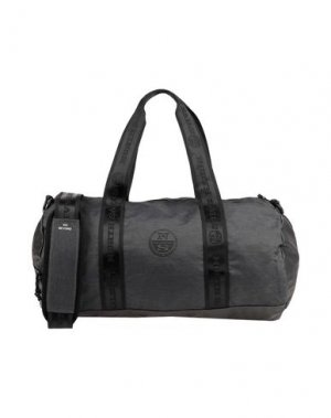 Дорожная сумка NORTH SAILS. Цвет: стальной серый