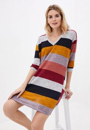 Пуловер Jacqueline de Yong. Цвет: разноцветный