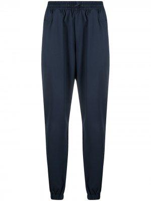 Спортивные брюки с логотипом Tommy Jeans. Цвет: синий
