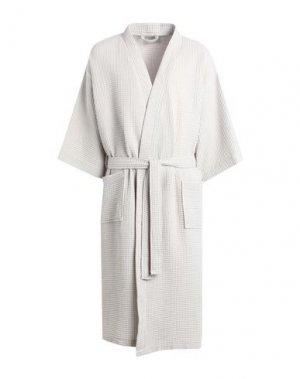 Домашние и банные халаты HAY. Цвет: светло-серый