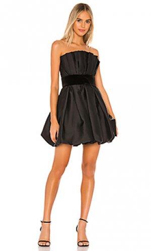 Мини платье lola Jay Godfrey. Цвет: черный