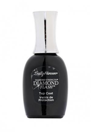 Покрытие Sally Hansen верхнее быстросохнущее diamond flash fast dry top coat