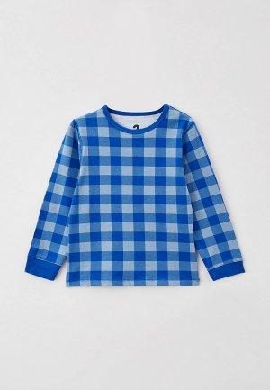 Пижама Cotton On. Цвет: синий